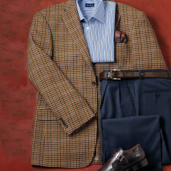 Matching a Dress Shirt and Tie, Sport Coat or Suit | The Paul ...