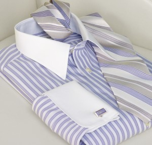 French Cuff Non-Iron Dress Shirt