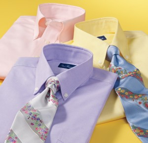 Pinpoint Oxford Dress Shirts