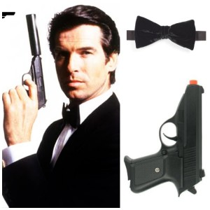 james bond halloween costumes. Black Bedroom Furniture Sets. Home Design Ideas