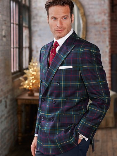 Tis the Season to be Snazzy: Holiday Pairings | The Paul Fredrick Blog