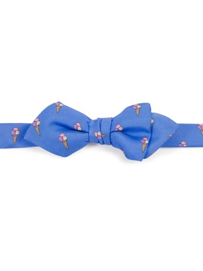 Ice cream cone bow tie