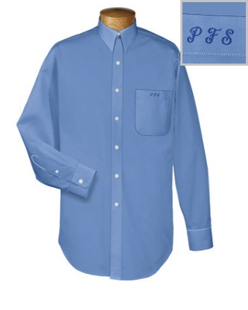 How to create your ideal custom shirt in 4 easy steps for Initials on dress shirts